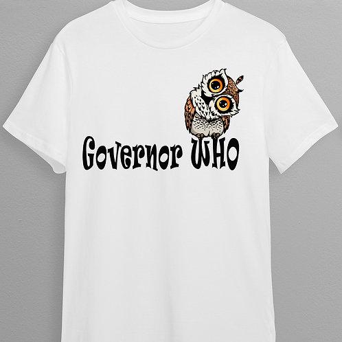 AMY- Governor WHO