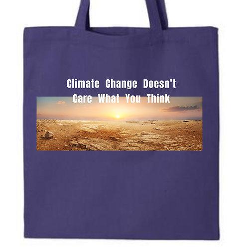 AMY (BLUE AF brand) Climate Change (desert view)