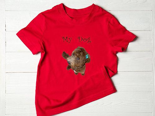 BARKSTARS Custom Owner Shirt (CHILD)