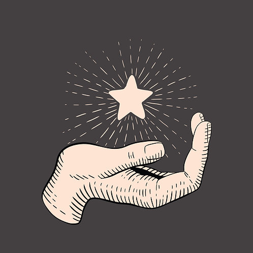 Abstract HOPE Symbol