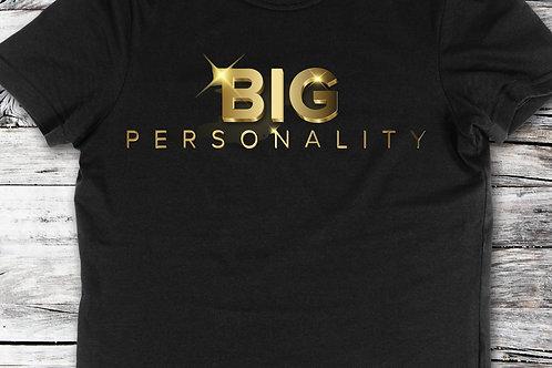 BIG Personality (Big and Tall)