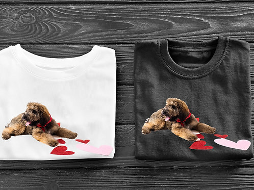 Customized Valentine's Day Shirt!
