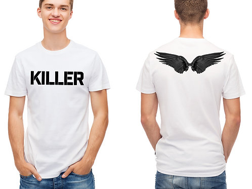 KILLER with WINGS (Big and Tall)