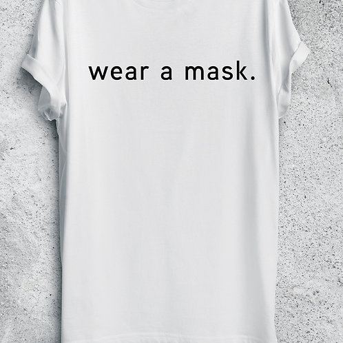 WEAR A MASK (The Cure Collection)