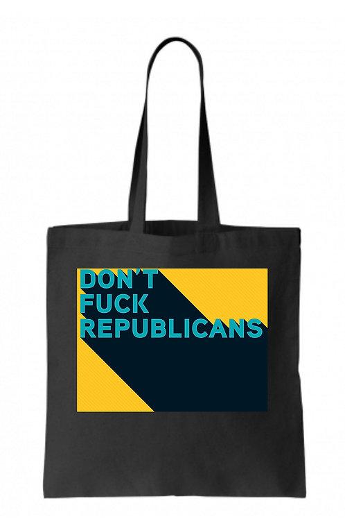 AMY (BLUE AF) Don't Fuck Republicans