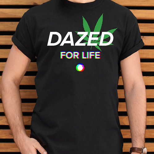 Dazed For Life (Big and Tall)