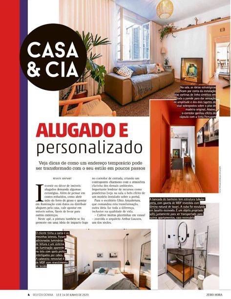 Casa&Cia | Matéria do dia 13/06/20