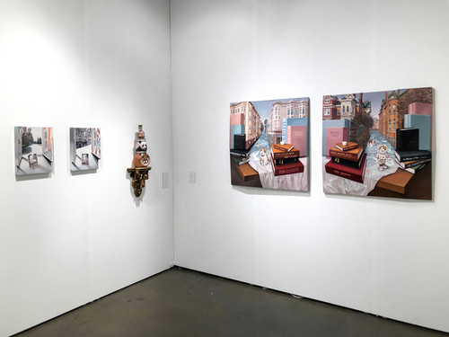LA ART SHOW Morden+Contemporary