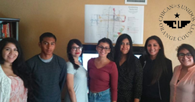 Apply Now for Chican@s Unidos Internship