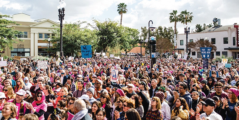 OC Women's March