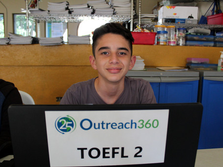 Outreach360 Has Changed My Life