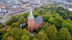 Bruk av Østre Aker Kirke