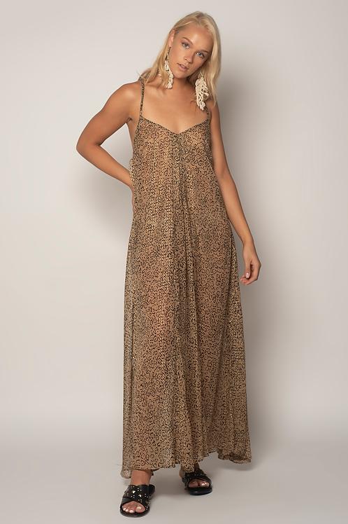 Z&L MIAMI - WILD CAROLINE MAXI DRESS 32409