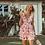 Thumbnail: SUNDRESS - LOLITA SHORT DRESS RIVIERA LINEN PINK