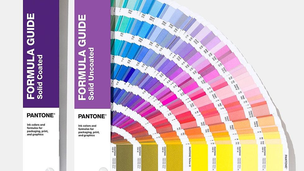 Pantone FORMULA GUIDE | COATED & UNCOATED