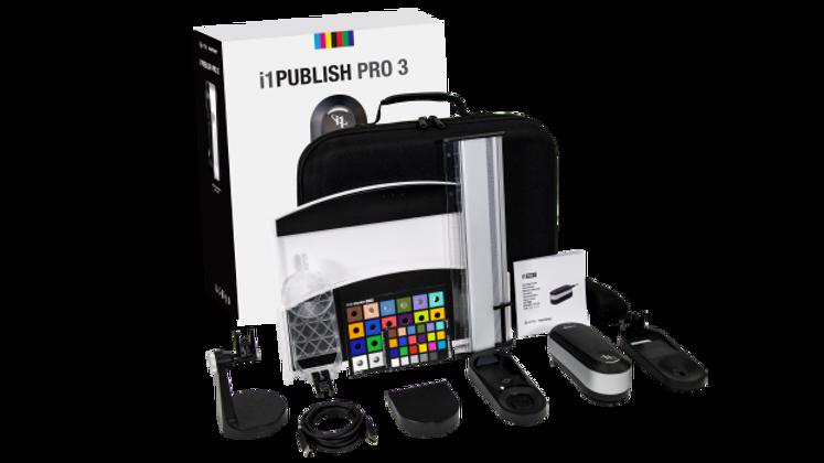i1Publish Pro 3