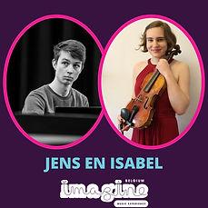 Jens en Isabel Imagine.jpg