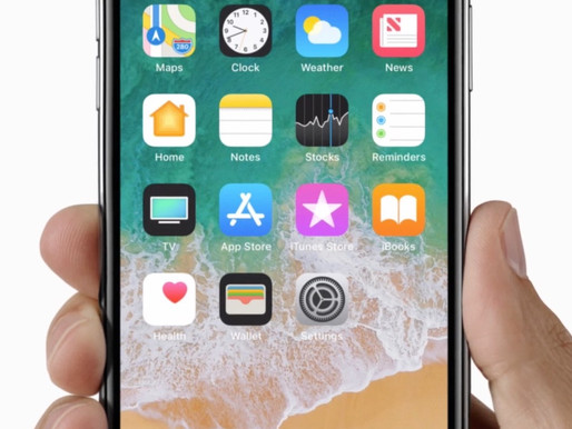 Impressions of the iPhone X