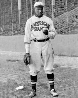 Bill Foster in Chicago American Giants Uniform