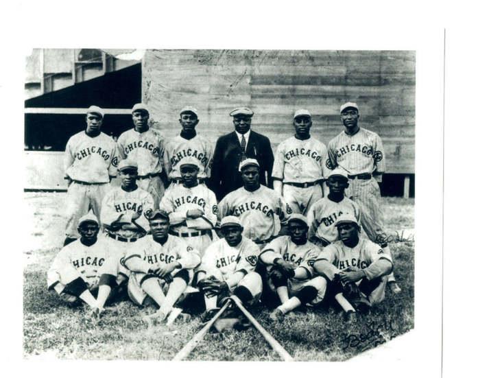 Chicago American Giants 1919