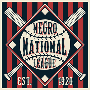 Negro League Logo