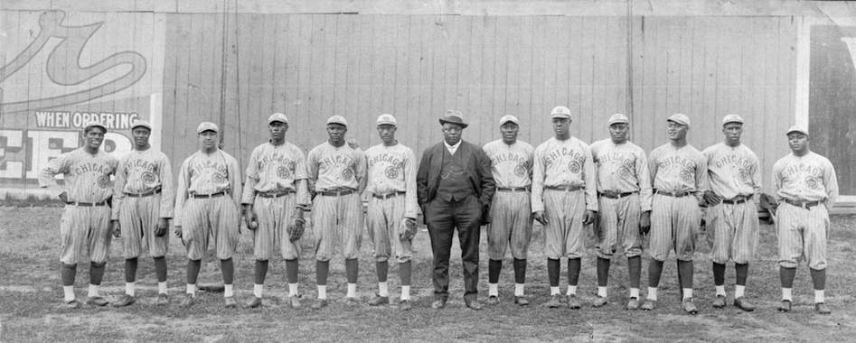 Chicago American Giants 1916