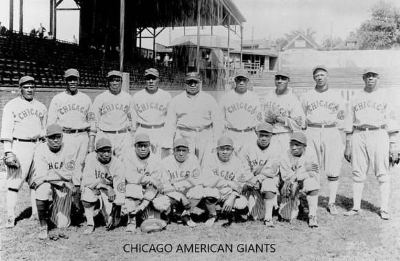 Chicago American Giants 1930s