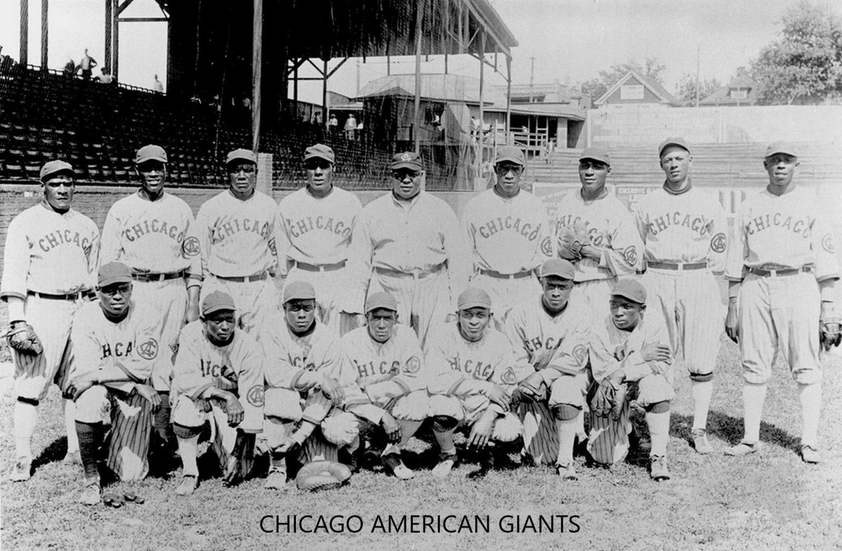 Chicago American Giants 1930s