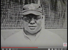 """National Baseball Hall of Fame """"Rube"""" Foster Video"""