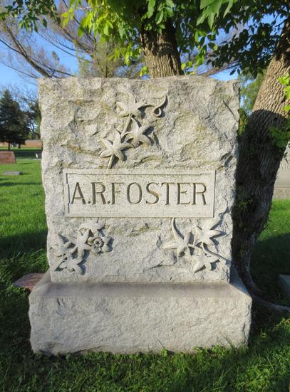 "Andrew ""Rube"" Foster Gravesite"