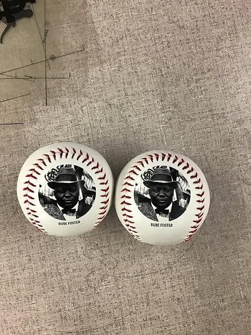 """Andrew ""Rube"" Foster Commemorative Centennial Negro League Baseball"