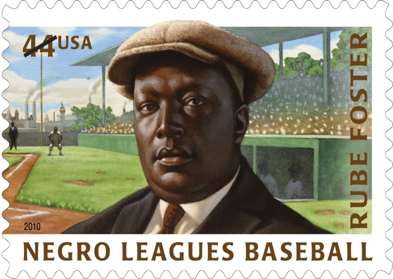 """""""Rube"""" Foster Commorative US Postage Stamp"""