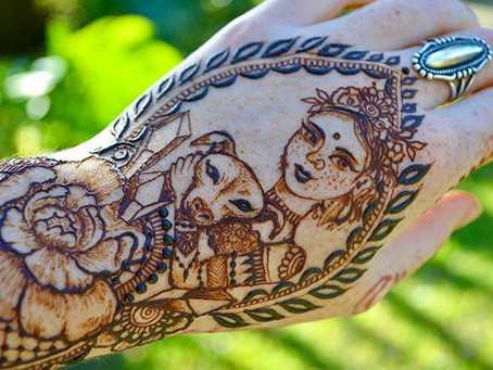 A discussion on Cultural Appropriation from a White Henna Artist