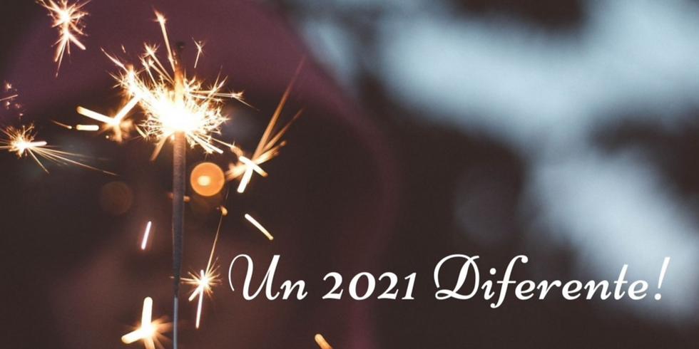 HASI BO 2021 DIFERENTE - 15 di désèmber 2020 pa 19:00 anochi! GRATIS