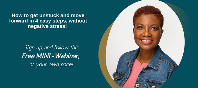 Get Clarity and Transition Faster in 4 easy steps!