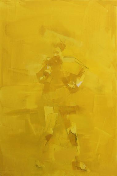 Yellow, oil on canvas, 50x70cm.jpg