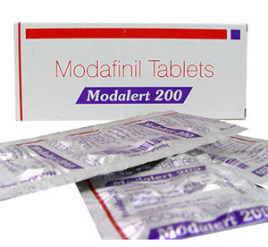 Modalert 200 mg x 10 tablets