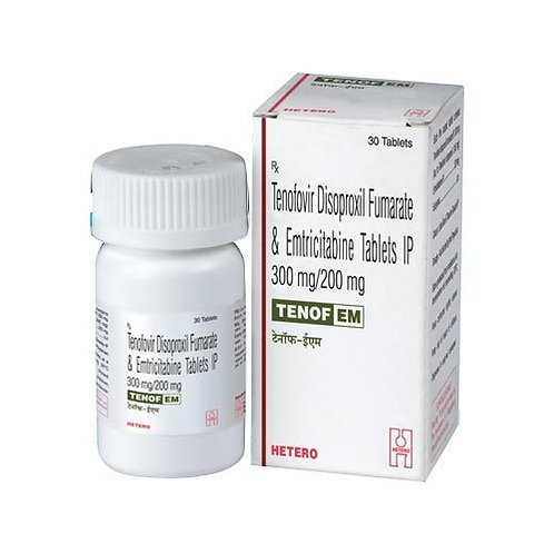 Tenof EM 1 x Bottles (30 pills total)
