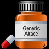 Generic Altace (Ramipril)  (2.5/5/10mg) x 10 tablet