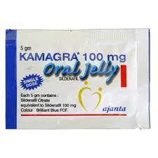 Kamagra Oral Jelly 100mg x 1 sachet