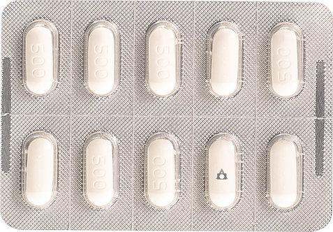 Generic Valtrex (500/1000mg) x 10 tablets