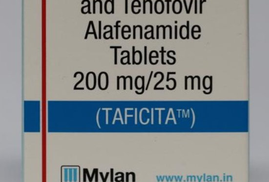 Coupon Taficita x 3 Bottles (Emtricitabine 200mg, Tenofovir Alafenamide 25mg)