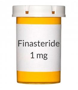 Generic Propecia (Finasteride 1mg) x 10 tablets
