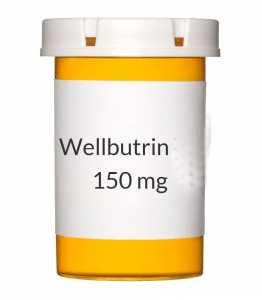 Generic Wellbutrin 150mg x 10 tablets