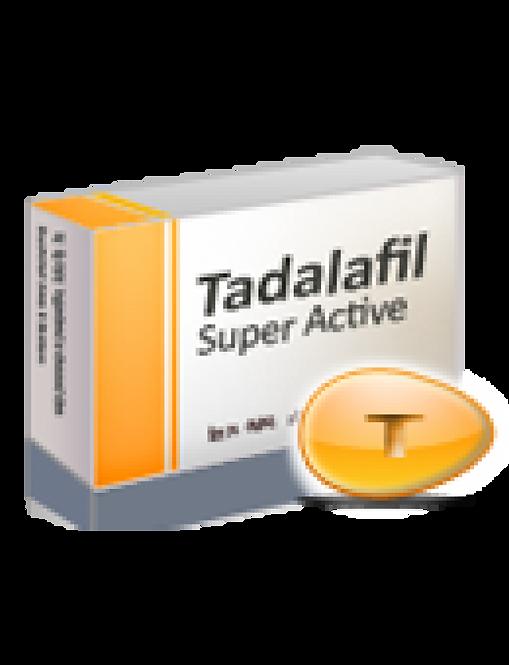 Generic Cialis Super Active 20mg x 10 gel caps