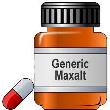 Generic Maxalt (Rizatriptan)  (5/10mg) x 4 tablet