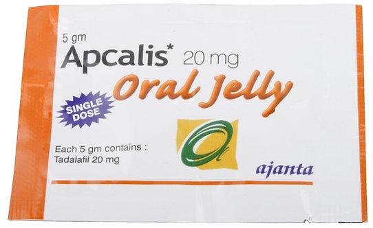 Apcalis Oral Jelly 20mg x 1 sachet