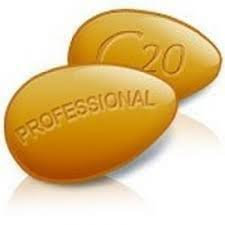 Generic Cialis Professional  40mg x 10 tablets