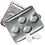 Thumbnail: Intagra 100mg x 4 tablets
