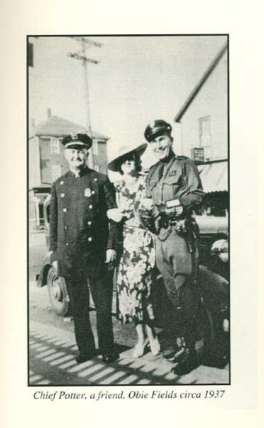 Tiverton Police Chief Potter